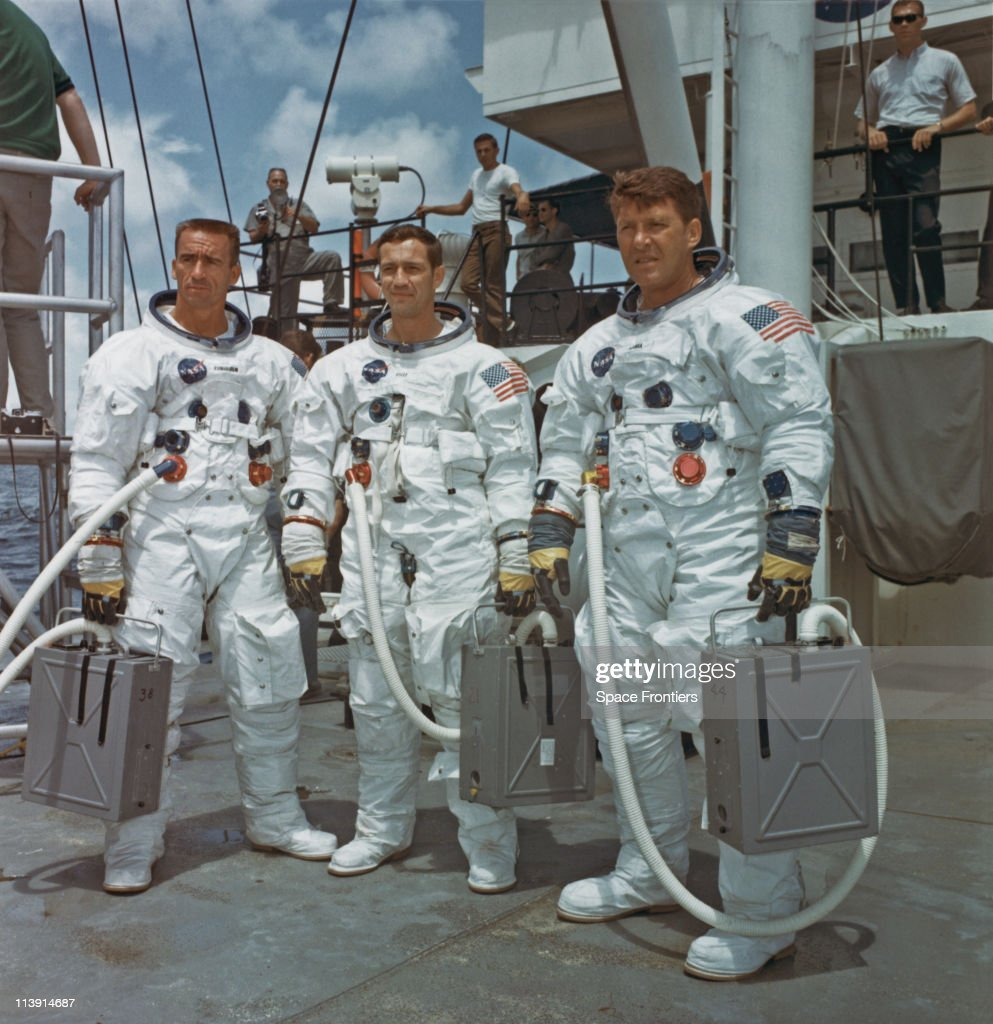 nasa apollo 7 crew - photo #12
