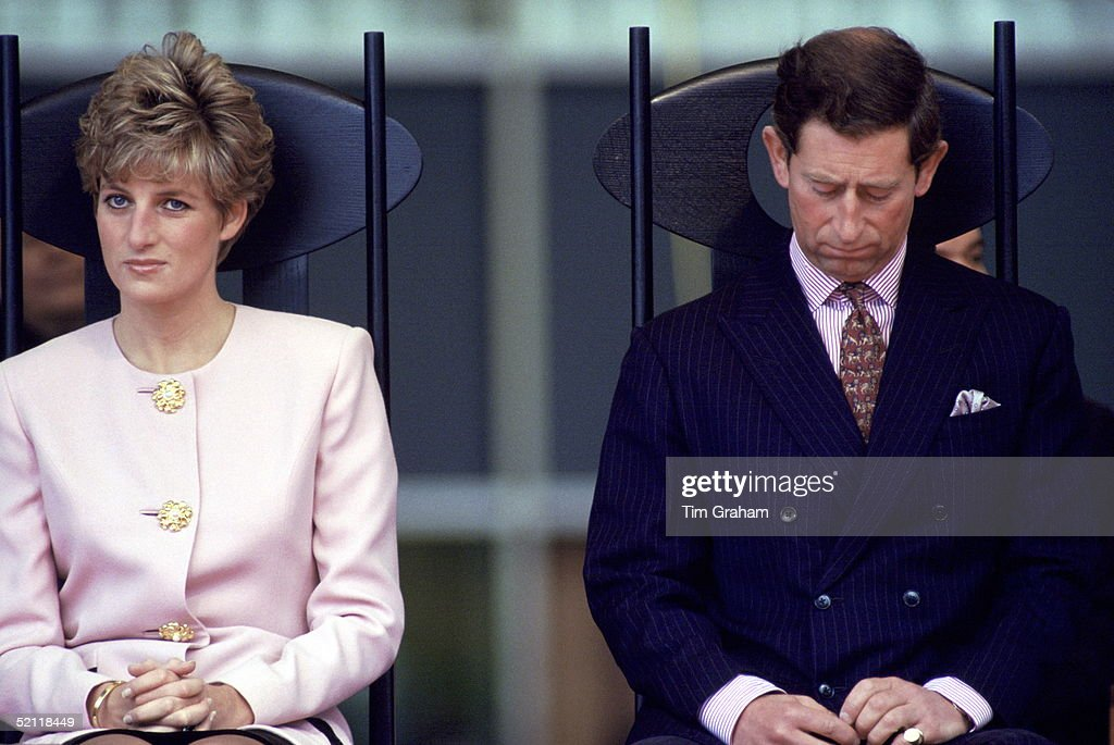 Aug 28  10 Years Since Charles And Diana's Divorce Declared Absolute