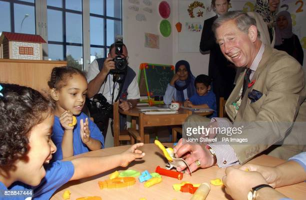 The Prince of Wales at the Association of early intervention for children with special needs in Muscat This afternoon the Prince will visit the...