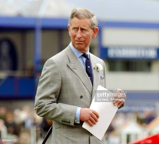 The Prince of Wales prepares to make a speech at the Royal Show Stoneleigh Warwickshire The Prince today warned of the damage being done to the UK...
