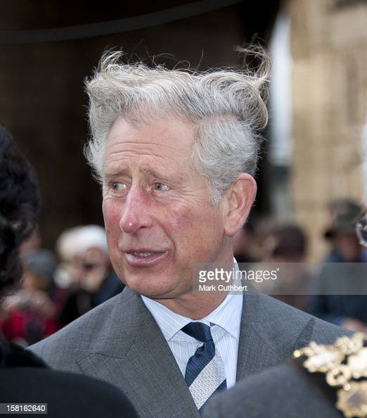 The Prince Of Wales Visit Lincoln Cathedral Lincoln