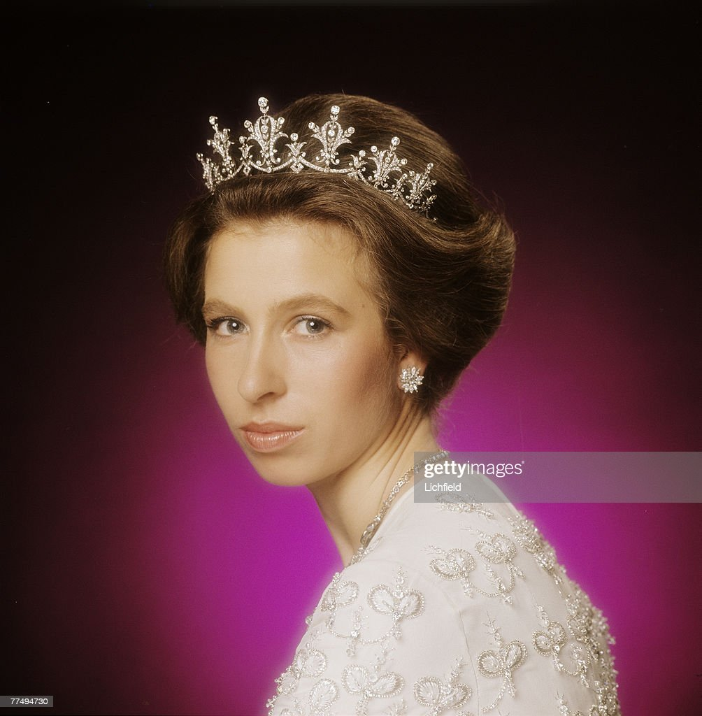 HRH The <a gi-track='captionPersonalityLinkClicked' href=/galleries/search?phrase=Princess+Anne+-+Princess+Royal&family=editorial&specificpeople=11706204 ng-click='$event.stopPropagation()'>Princess Anne</a> on 5th April 1973. (Photo by Lichfield/Getty Images).
