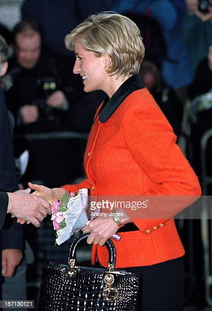 The Princess Of Wales Attends A Charity Event In London As Patron Of The 'Leprosy Mission'
