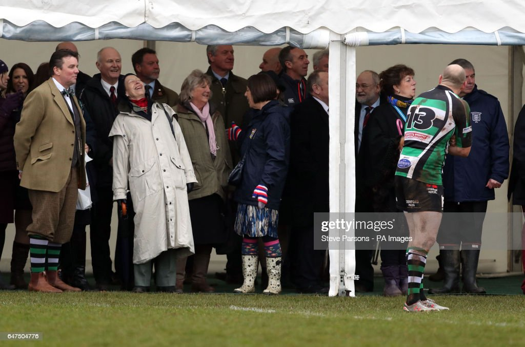 the-princess-royal-watches-her-soninlaw-mike-tindall-play-in-a-game-picture-id647504776