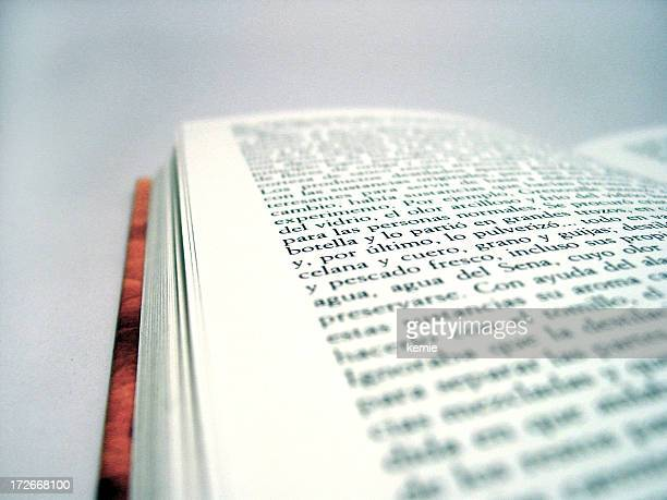 the printed word
