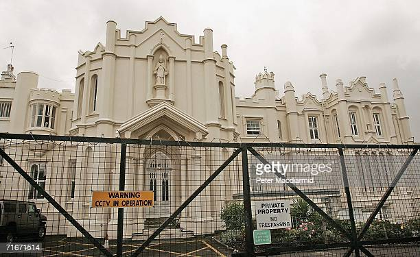 The Priory Clinic in Roehampton on August 18 2006 in London England England Singer Pete Doherty's bail conditions stipulate that he must stay at The...