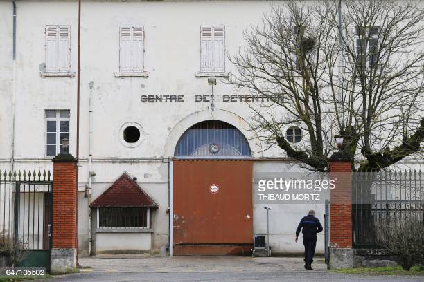 The prison of Eysses is pictured on March 2 2017 in VilleneuvesurLot / AFP PHOTO / Thibaud MORITZ
