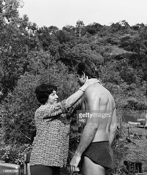 TARZAN 'The Prisoner' Episode 5 Pictured Ron Ely as Tarzan