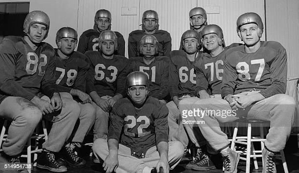 The probable Detroit Lions starting lineup prepping for their championship clash with the Cleveland Browns will be backs Gene Gedman Bob...
