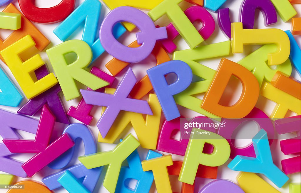 The problem with dyslexia : Stock Photo