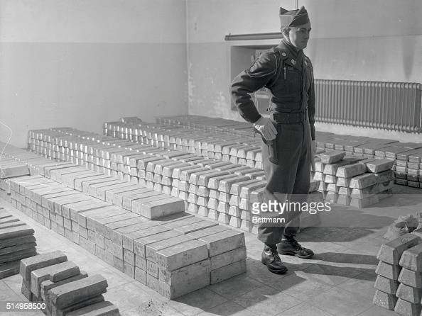 The prodigious task of taking inventory of the millions of dollars in Nazi loot found in such concentration camps as Buchenwald Dachau and other has...