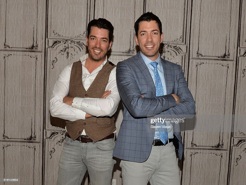AOL Build Presents The Property Brothers Jonathan and Drew Scott