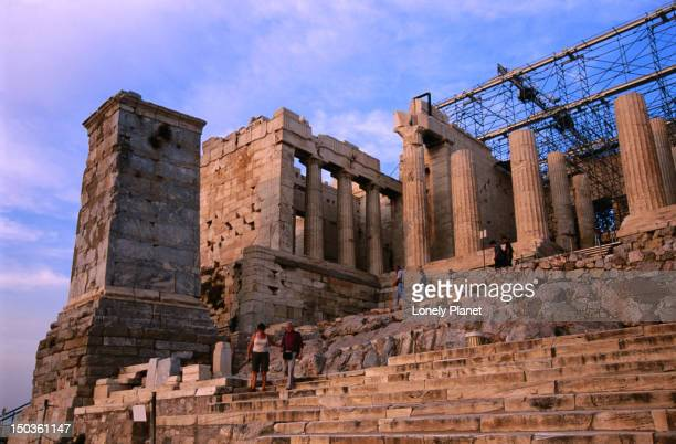Propylaea Gate Stock Photos and Pictures  Getty Images