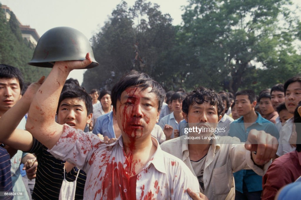 ATF Jacques Langevin Tiananmen Square