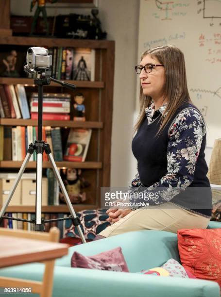 'The Proton Regeneration' Pictured Amy Farrah Fowler Sheldon goes headtohead with Wil Wheaton for the role of the new Professor Proton Also Penny...
