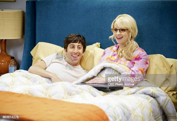 'The Proton Regeneration' Pictured Howard Wolowitz and Bernadette Sheldon goes headtohead with Wil Wheaton for the role of the new Professor Proton...
