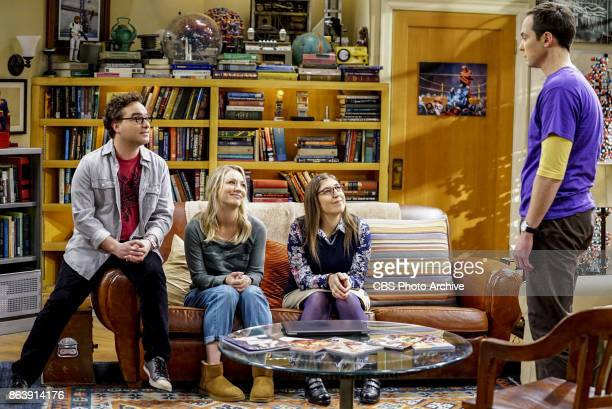 'The Proton Regeneration' Pictured Leonard Hofstadter Penny Amy Farrah Fowler and Sheldon Cooper Sheldon goes headtohead with Wil Wheaton for the...