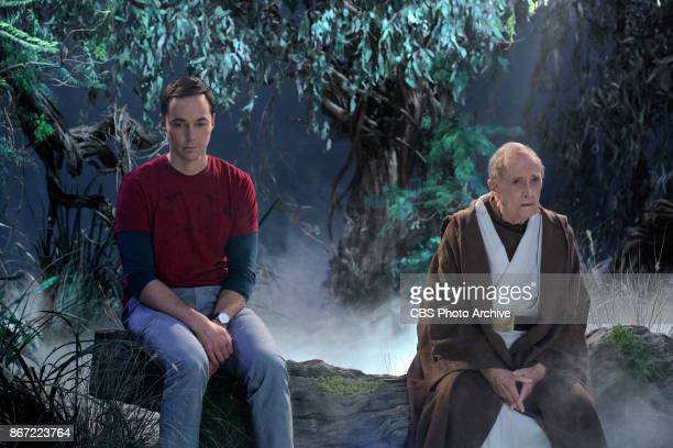 'The Proton Regeneration' Pictured Sheldon Cooper and Arthur Jeffries Sheldon goes headtohead with Wil Wheaton for the role of the new Professor...