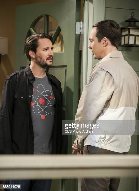 'The Proton Regeneration' Pictured Wil Wheaton and Sheldon Cooper Sheldon goes headtohead with Wil Wheaton for the role of the new Professor Proton...