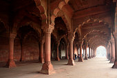 The Public Audience Hall in Red Fort