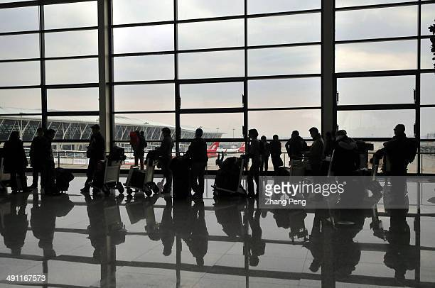 The Pudong International Airport in Shanghai The airport is the world's third busiest airport by cargo traffic and the busiest international hub of...