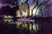 PRINCESA PALAWAN PHILIPPINES The Puerto Princesa Subterranean River National Park is a protected area north of Puerto Princesa Palawan It is also...