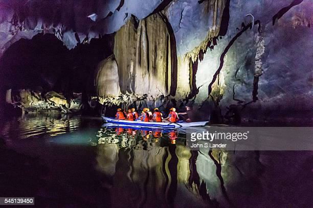 PRINCESA PALAWAN PHILIPPINES The Puerto Princesa Subterranean River National Park is a protected area north of Puerto Princesa Palawan It is also...