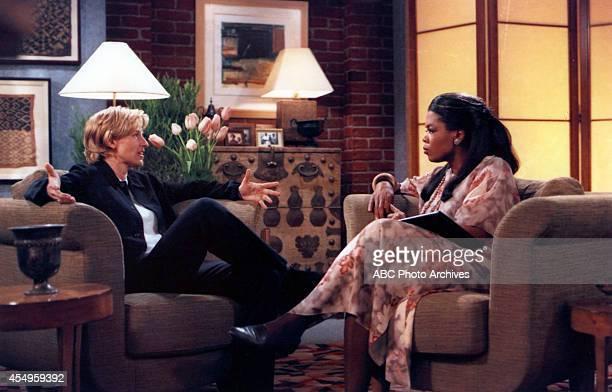 ELLEN 'The Puppy Episode' Airdate April 30 1997 WINFREY