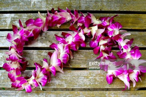 The Purple Lei