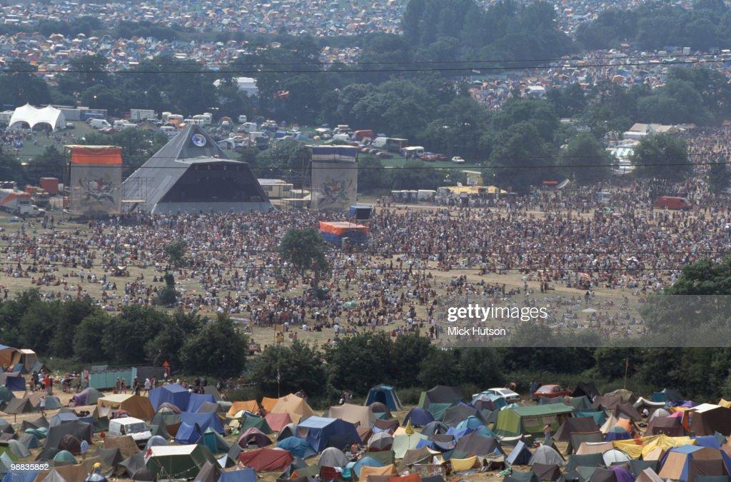 Image result for glastonbury stage 1992