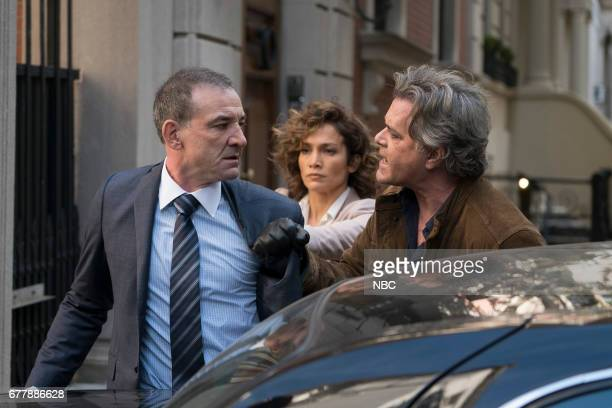BLUE 'The Quality of Mercy' Episode 211 Pictured Ritchie Coster as Bianchi Jennifer Lopez as Harlee Santos Matt Wozniak as Lt Ray Liotta