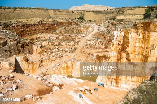 the quarry : Stock Photo