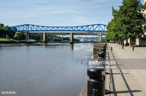 The Queen Elizabeth II Bridge, Newcastle upon Tyne