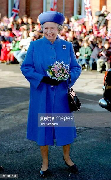 The Queen In Bedford