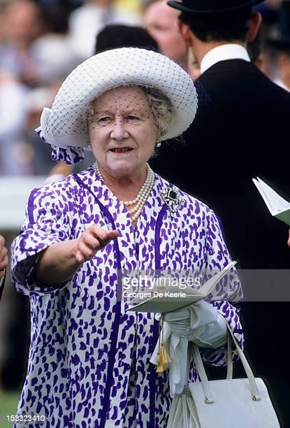 The Queen Mother circa 1988