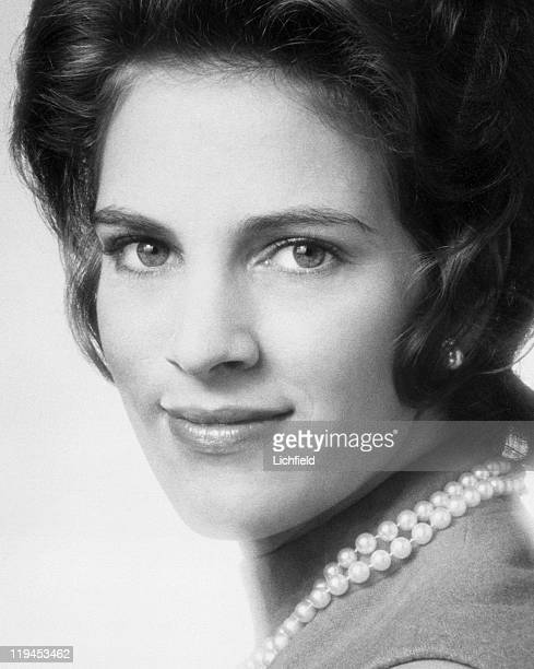 HM The Queen of Greece 1964