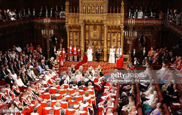 The Queen outlined the government's legislative programme for the new parliamentary session following the Labour Party's return to power in the...