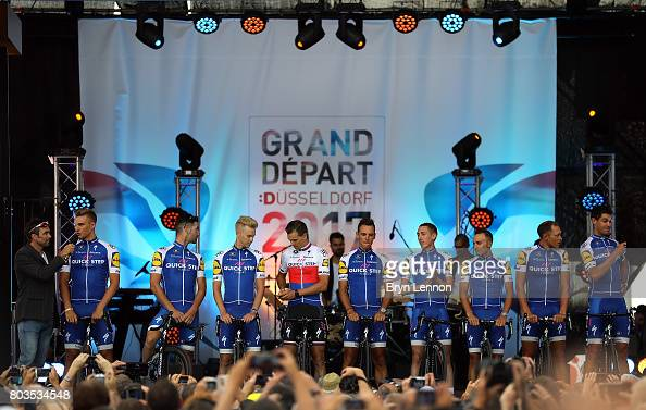 http://media.gettyimages.com/photos/the-quickstep-floors-team-attend-the-2017-tour-de-france-team-on-29-picture-id803534548?s=594x594