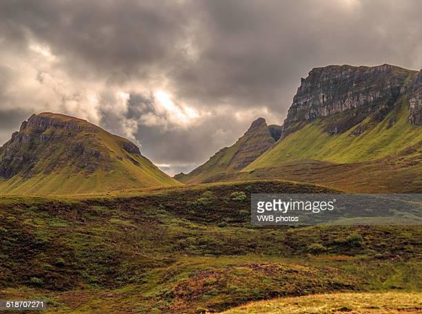 The Quiraing, Trotternish, Isle of Skye