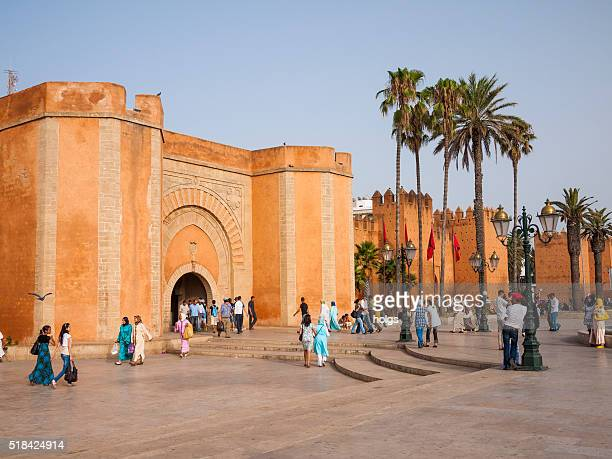 The Rabat Medina in Morocco