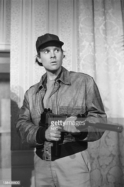 TEAM 'The Rabbit Who Ate Las Vegas' Episode 6 Pictured Dwight Schultz as 'Howling Mad' Murdock