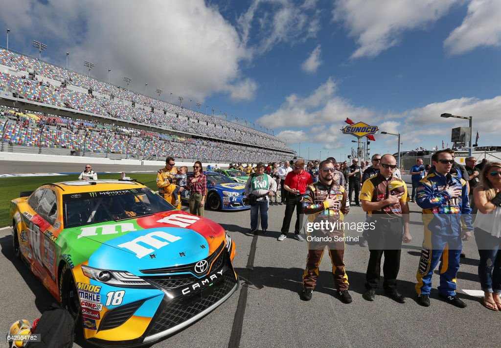 Clash At Daytona Nascar Sprint Cup Race Pictures Getty Images