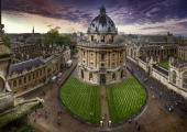CONTENT] The radcliffe camera Bodleian library