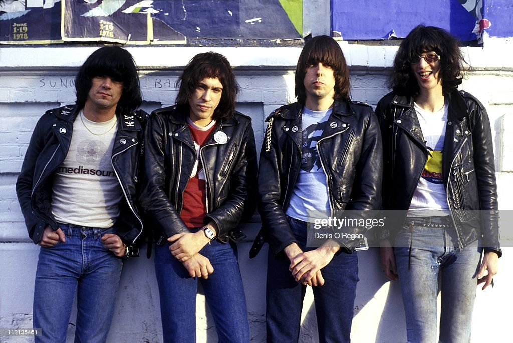 The Ramones | Getty Im...