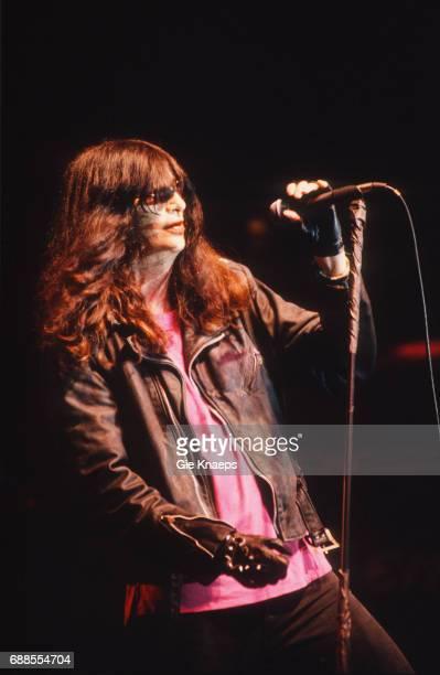 The Ramones Joey Ramone Pukkelpop Festival Hasselt Belgium