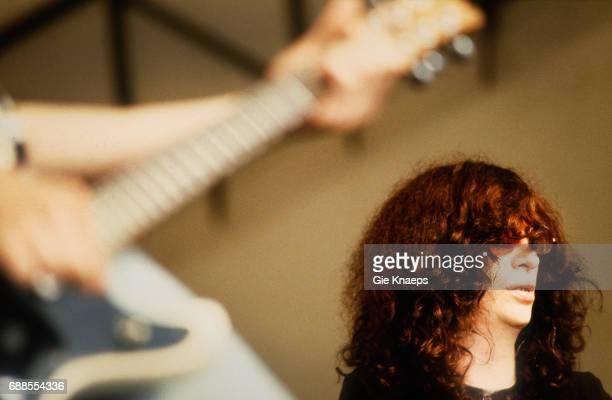 The Ramones Joey Ramone Pukkelpop Festival Sanicole Airfield Hechtel Belgium