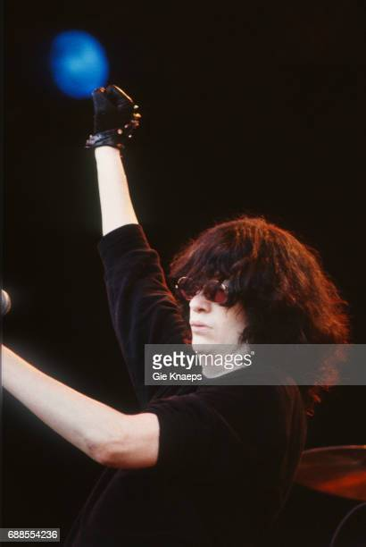 The Ramones Joey Ramone Seaside Festival De Panne Belgium