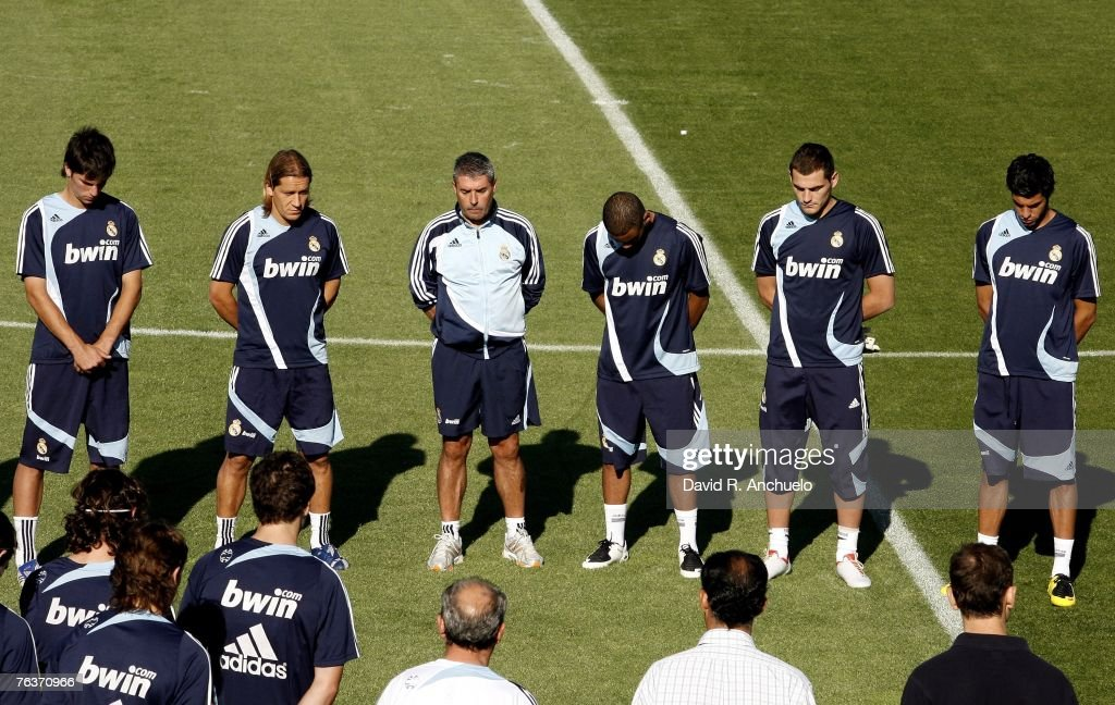 Real Madrid 2007 Squad
