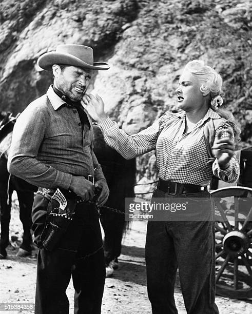 The reallife romance of Barbara Payton and Tom Neal has weathered many a squall but it's been smooth sailing compared to the tempestuous love affair...