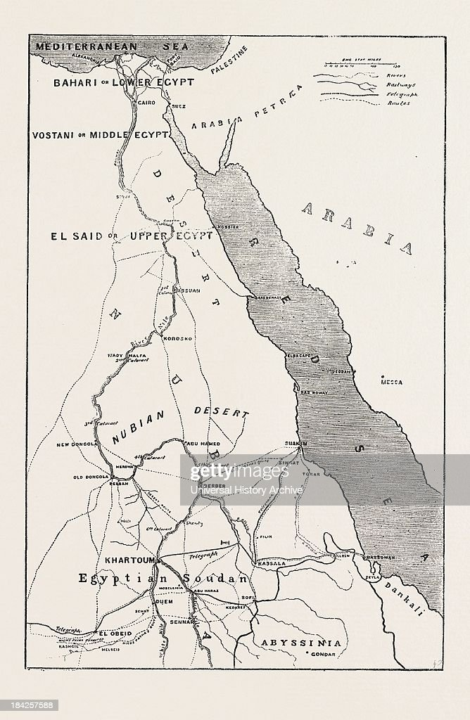 Mediagettyimagescomphotostherebellioninthe - Map of upper egypt